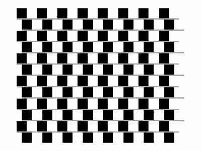 目の錯覚画像3