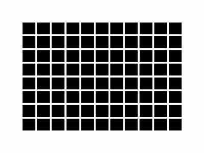 目の錯覚画像6