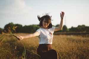 モテる女子の特徴②:小さな幸せに気づくことができる