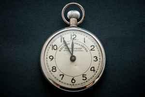 マイナス思考の改善⑥:後悔する時間を節約する