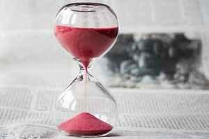 人生設計と向き合う時間を確保する