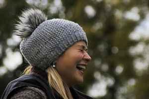 イライラを抑える方法④:大きな声で笑う