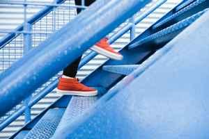 向上心②:満足することで次のステップが開かれる