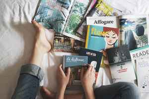 自分を変えたい⑨:たくさん本を読む